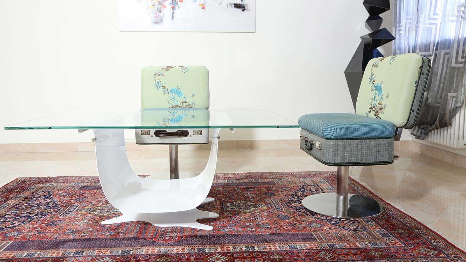 salotto di design by Poligoni Design