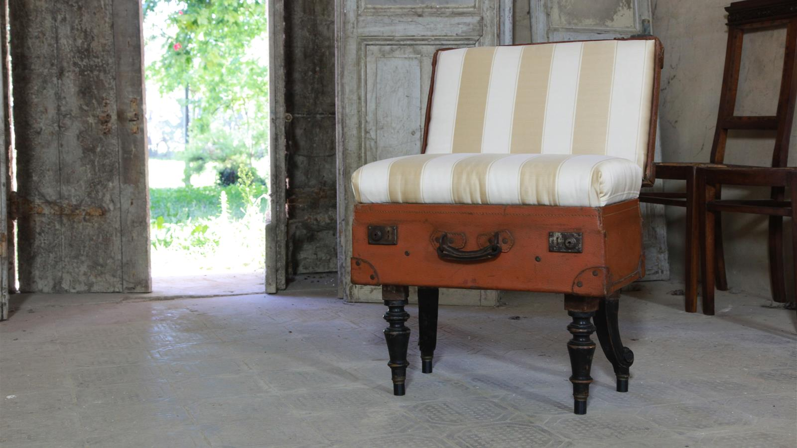 Poltrona design made in Italy