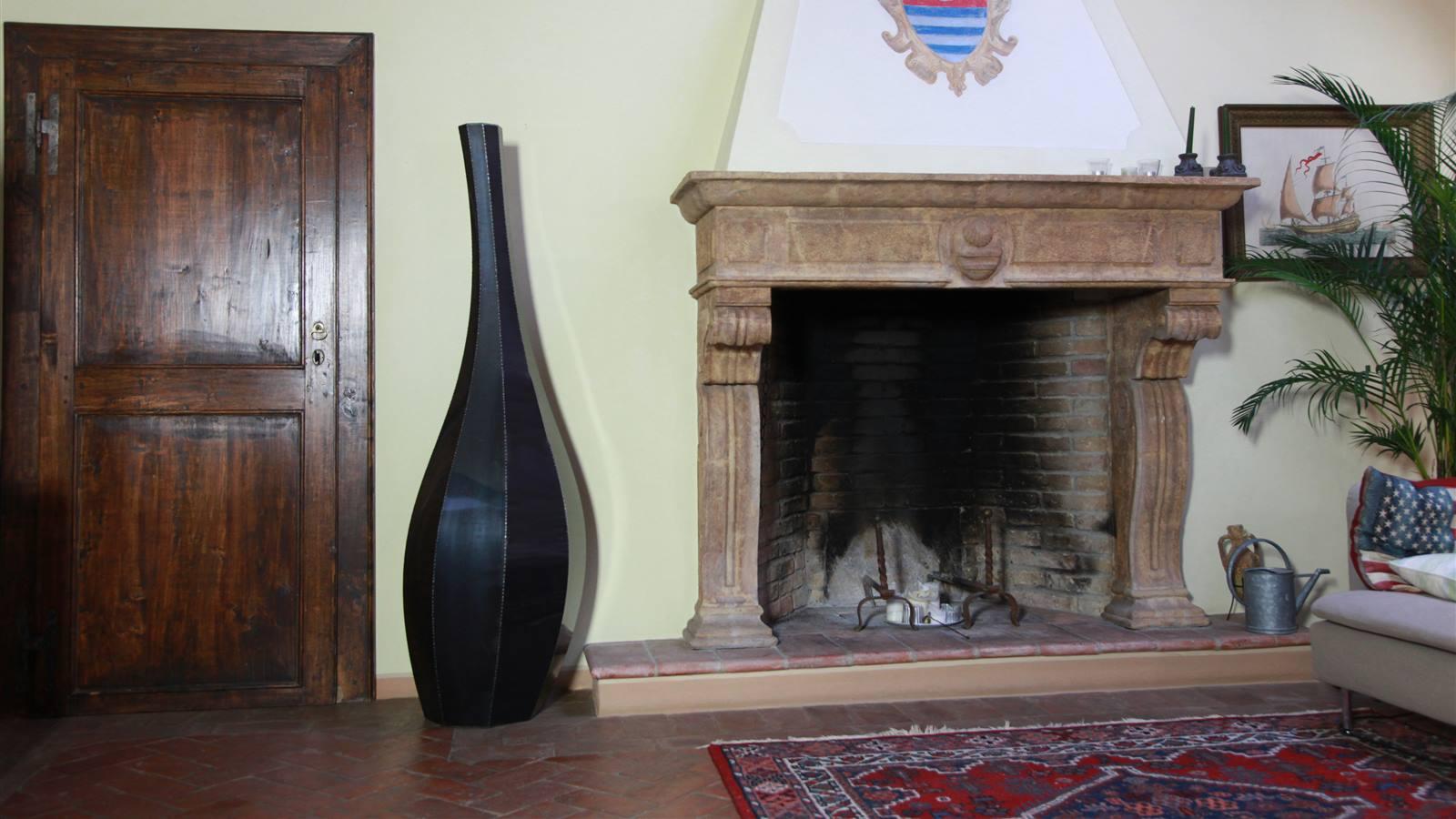 Vaso scultura Petali by Poligoni Design